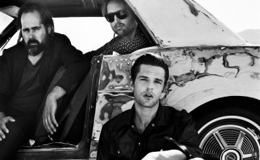 THE KILLERS CONFIRM AUSTRALIAN TOUR