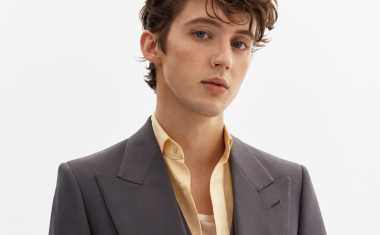 EASY DOES IT FOR TROYE SIVAN